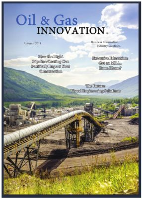 TDC Interviews With Oil And Gas Innovation Magazine