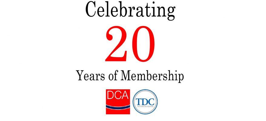 DCA-Europe Honours TDC International