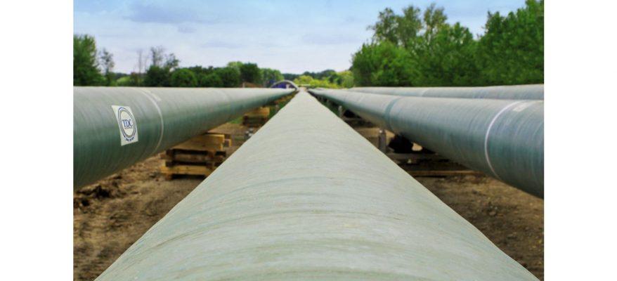 pau wrap® Chosen For Natural Reserve Pipeline Repair