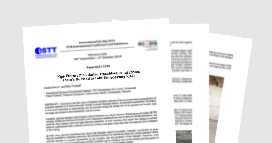 White Paper: Pipe Preservation during Trenchless Installations