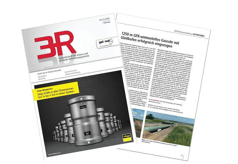 3R veröffentlicht Artikel über TDC International