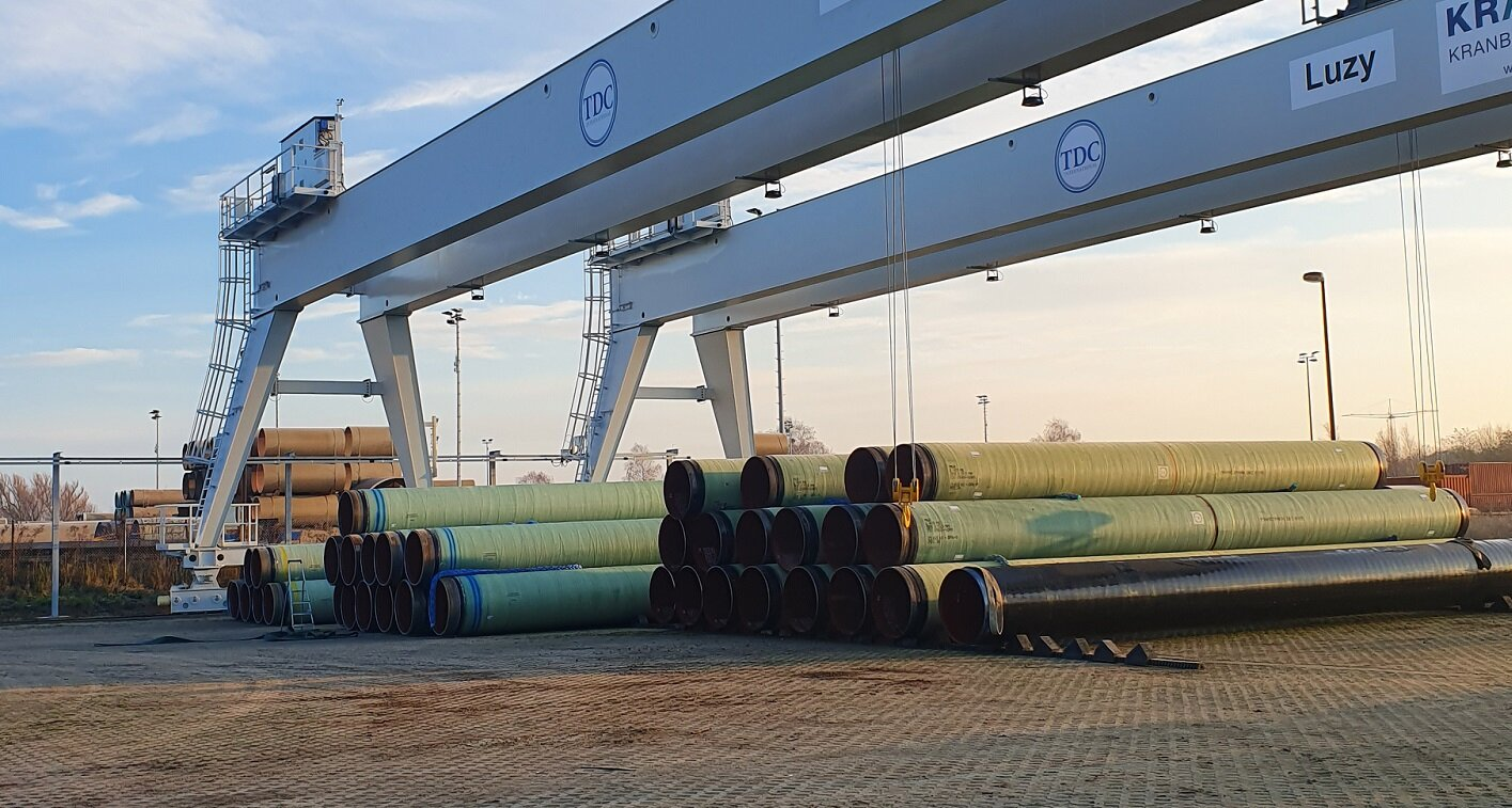 TDC International's work on Baltic Pipe Project