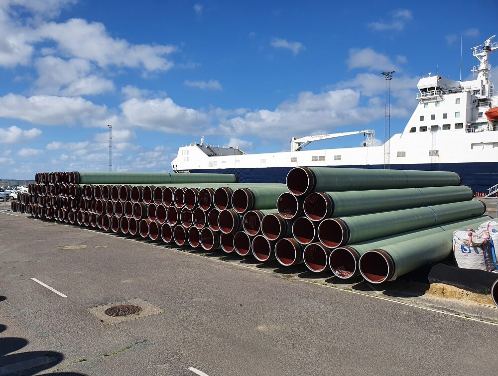 TDC International completes phase 1 of its work on the Baltic Pipe Project